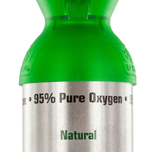 Zuurstof 9 liter Boost naturel
