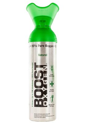 Zuurstof 9 liter Boost naturel