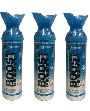 boost zuurstof peppermint aanbieding