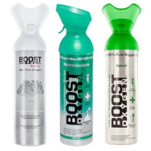 Boost zuurstof mix aanbieding