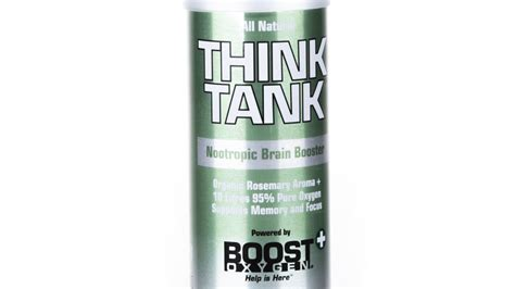 Boost zuurstof Think Tank